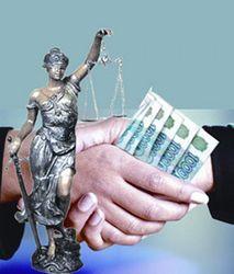 Крупная взятка адвокату и ТОП взяток в России