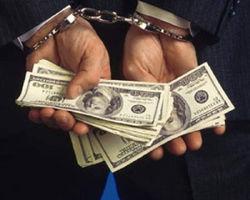 Николаевская милиция поймала регионала на взятке в 2 тыс. долларов