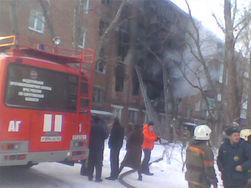 Самоубийца подорвал газ в квартире Москвы. Убытки считают