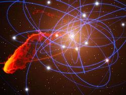 Астрономы впервые наблюдали взрыв гиперновой звезды в нашей галактике