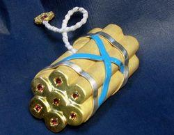 Полиция Красноярска ищет умельца, изготовлявшего взрывчатку