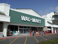 На 9 процентов нарастила свою чистую прибыль в третьем финквартале Wal-Mart