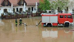 Германию затопило