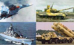 Россия продала оружия на полмиллиарда больше, чем планировала