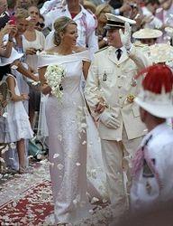 свадьба принца Монако