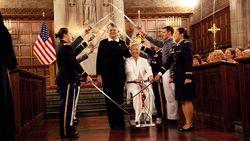 Торжественная церемония в часовне Вест-Пойнта