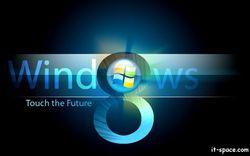 Свои позиции на рынке продолжает укреплять Windows 8