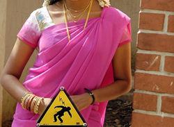 В Индии создали белье, бьющее насильников током