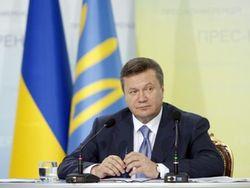 Виктор Янукович назвал условия для экономического роста Украины