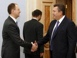 Яценюк выставил Януковичу условия, на которых возможна их встреча