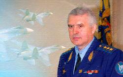 За что уволен главком ВВС России Зелин?