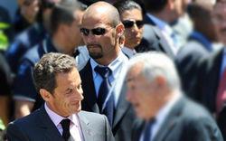 За охрану Саркози будет платить государство – 720 тысяч евро в год