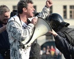 За участие в митинге Немцова оштрафовали на 1000 рублей