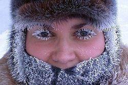 замерзшие