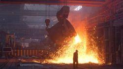 Отголоски торговой войны России с Украиной: металлурги приостановили поставку