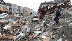 За 2 года в Японии собрали только половину мусора после землетрясения 2011 г.