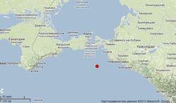 В Крыму зафиксировали землетрясение, - последствия