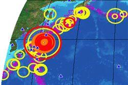 Северо-восток Японии и южнокорейский остров сотрясло землетрясение – последствия