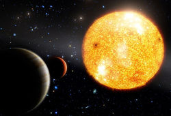 Астрономы смоделировали настоящую гибель Земли