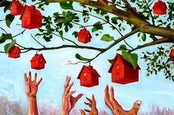 В Украине жилье так и не стало доступным