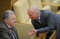 Жириновский предложил Путину своего сына на место Суркова