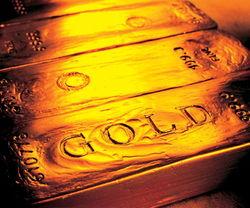 Золото может поднять цену на 7 процентов к сентябрю 2013 года