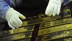Статистика ЕС заставляет золото дешеветь