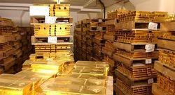 Долю золота в международных резервах Украина нарастила почти в два раза