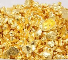 Золото дешевеет, спрос не падает