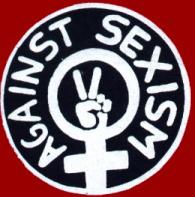 Сексизм - главный враг общства?