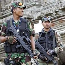 таиландский спецназ