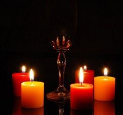 зажигание свечей