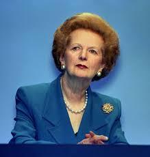 СМИ: политика Маргарет Тэтчер стала основой современного кризиса