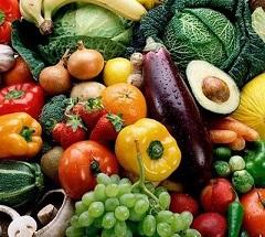 бесплатные овощи