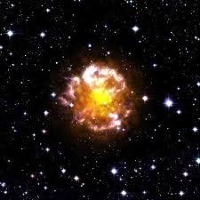 Астрономы зафиксировали самую мощную за последние 5 лет гамма- вспышку