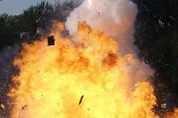 Возле синагоги в центре Киева произошел взрыв - СМИ