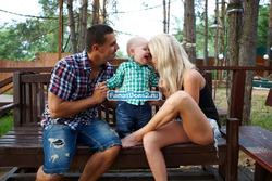 Отцы и дети на Дом-2: Пынзарь назвали плохой матерью - уроки