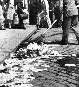Германия 1923 год