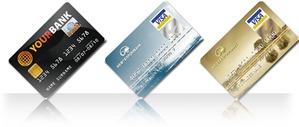Пластиковые карты Visa