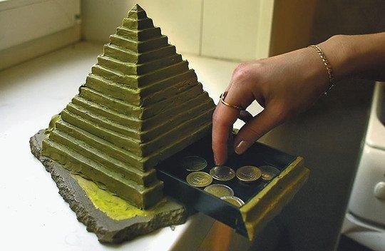 финансовой пирамиды в