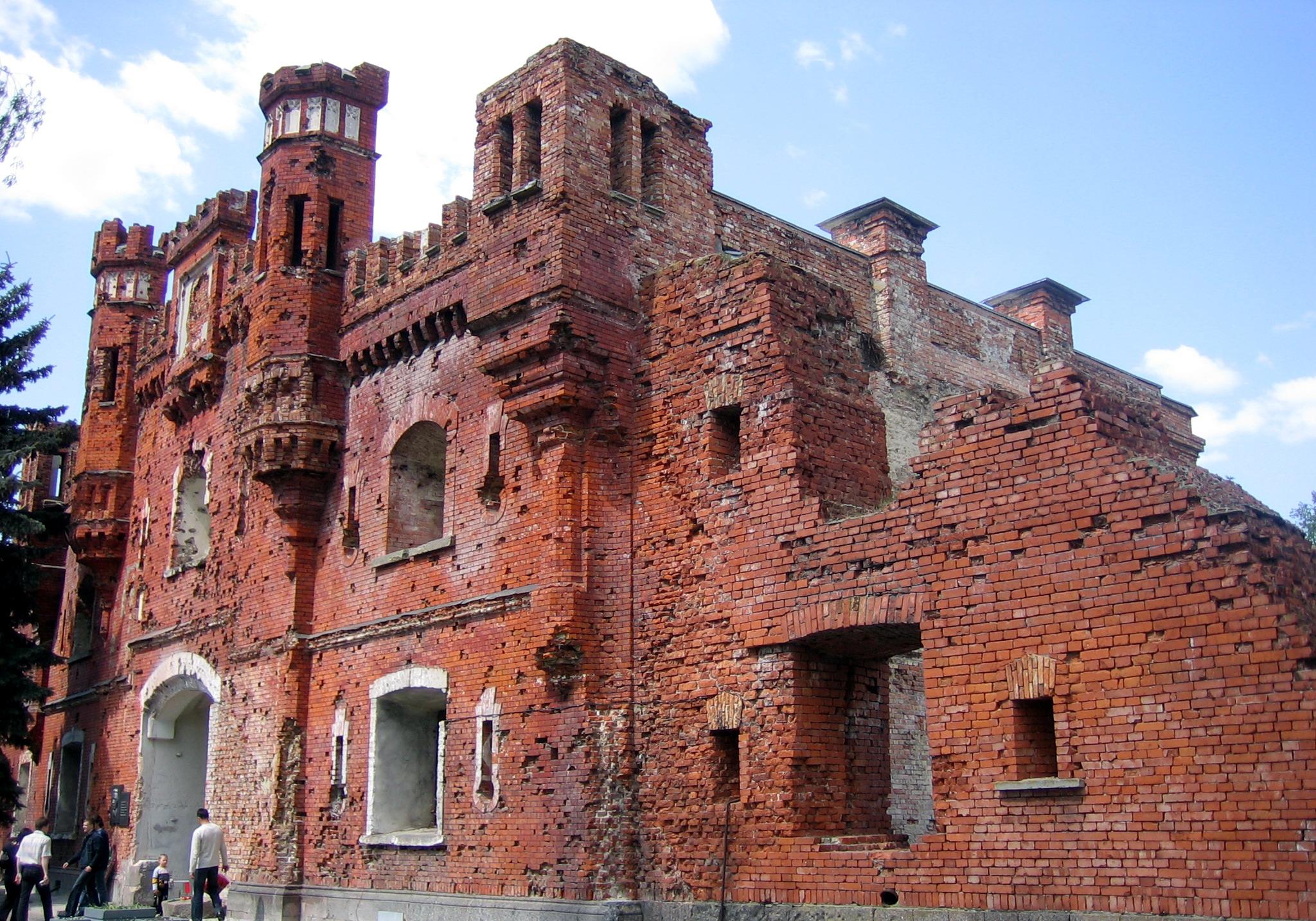 брестская крепость фильм