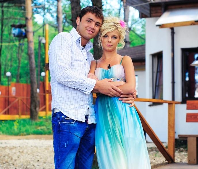 Семен Фролов и Лена Бушмина