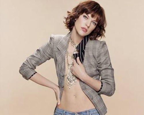 Кто она, самая знаменитая женщина с небольшой грудью? (фото) милла йовович лучшее мп3 скачать
