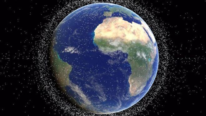 Недорогие спутники увеличат количество «ДТП» наорбите иобъемы космомусора