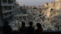 76% жилых домов в Восточной Гуте разрушены