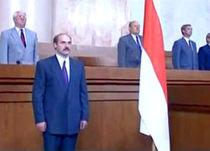 Первая церемония инаугурации Александра Лукашенко, 20 июля 1994 года