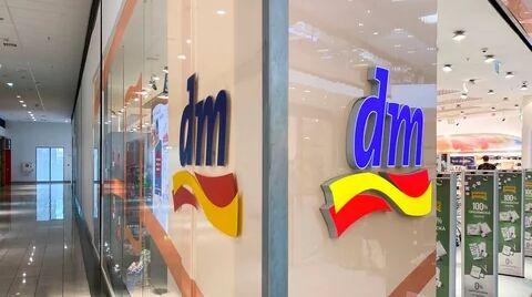 Сеть аптек Dm Drogerie Markt
