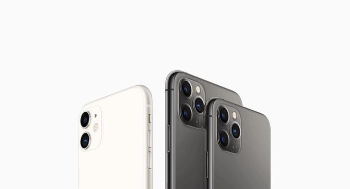 iPhone 11, 11 Pro i 11 Pro Max