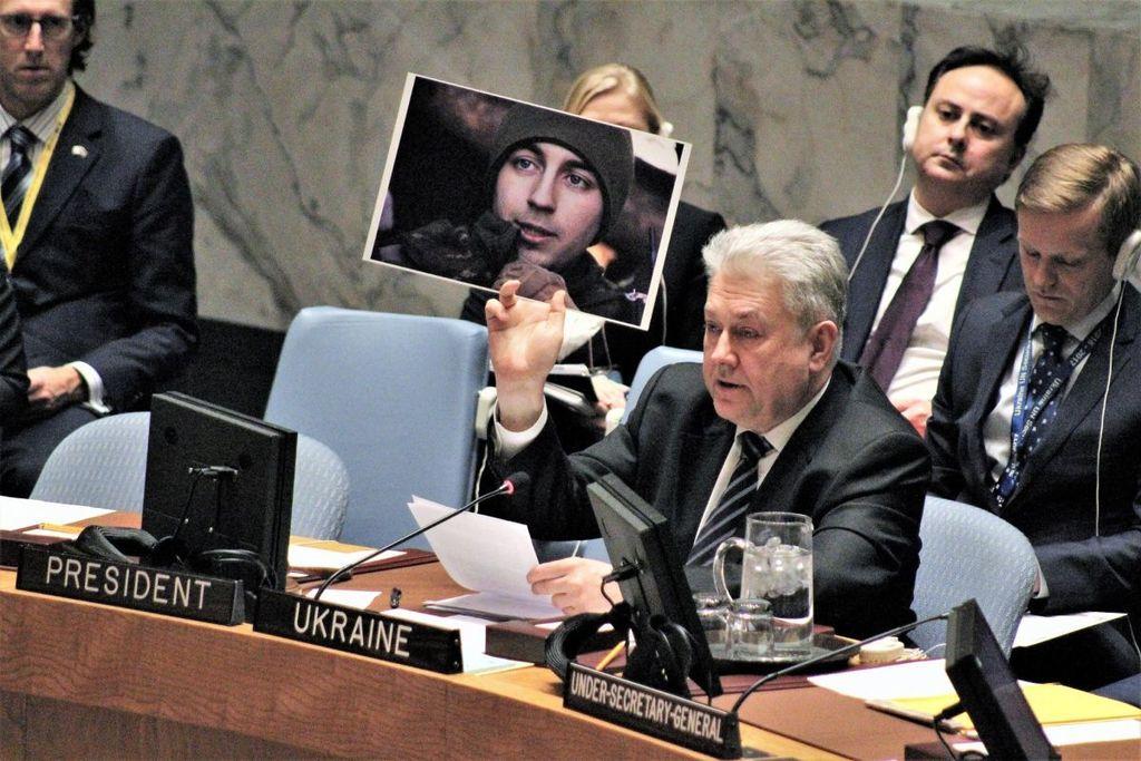 Постпред Украины при ООН одобрил мучения народа Югославии