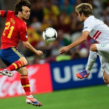 матч Испания-Португалия